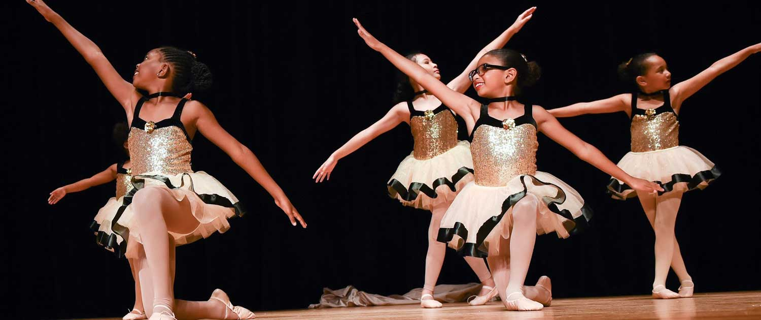 Grateful Soles Dance - elementary ballet group