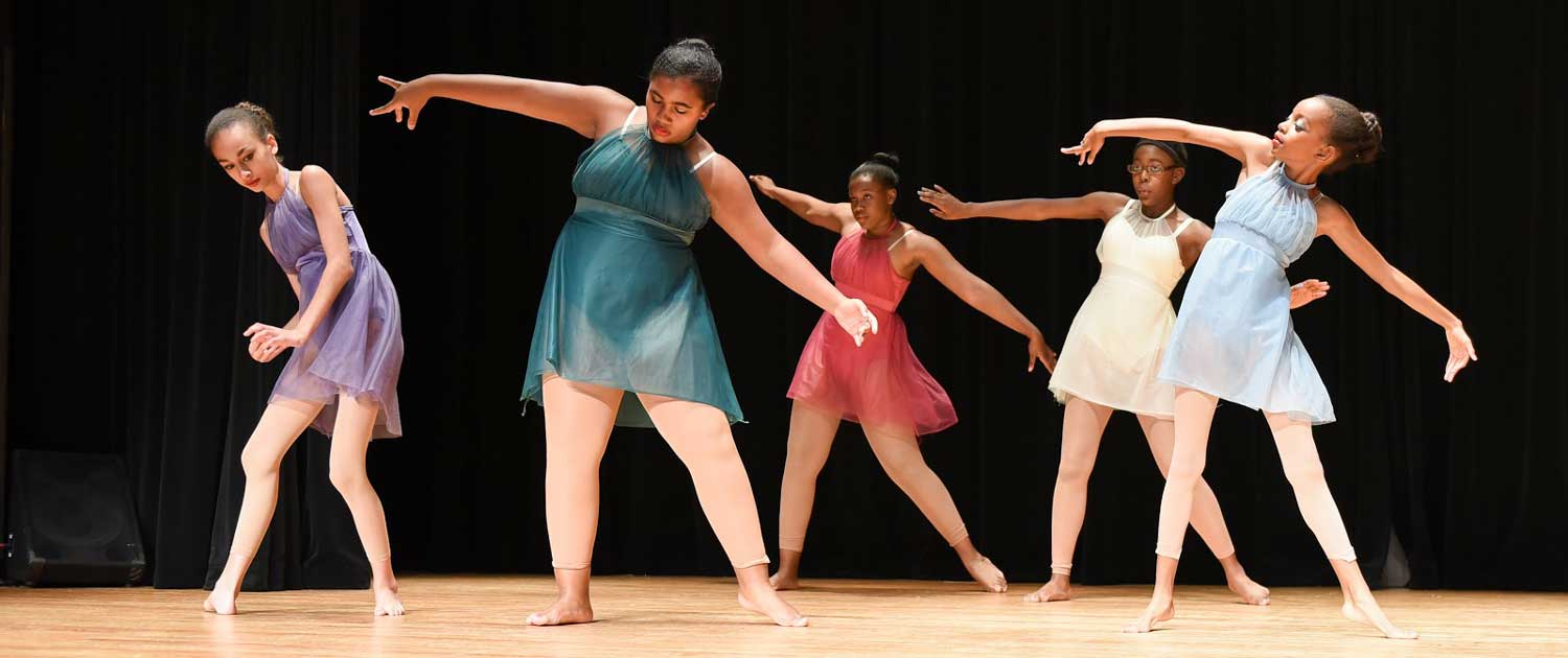 Graceful Soles Dance Studio - senior company dance performance