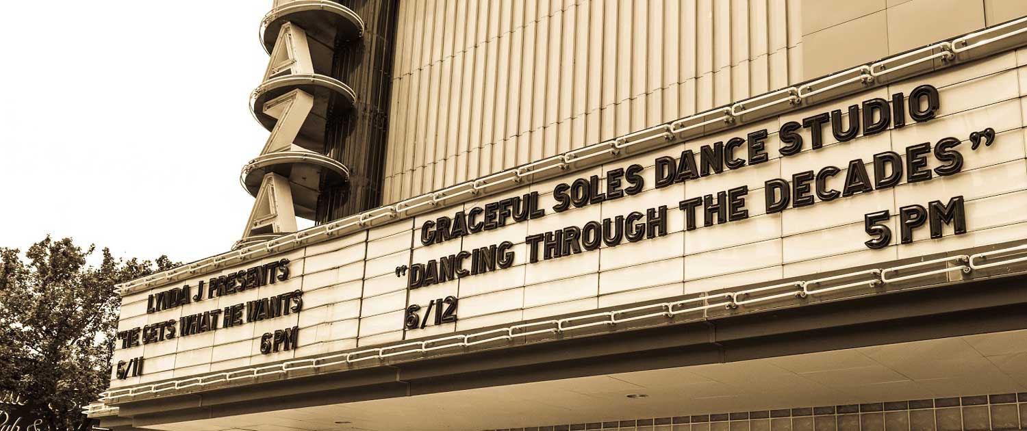 Graceful Soles Dance Studio - 2016 performance venue